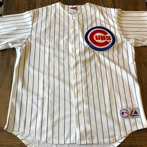 Vintage Chicago Cubs jersey